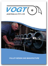 Vogt Australia Conveyor Pulleys