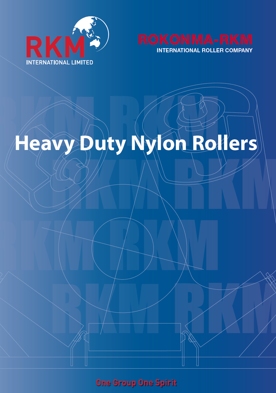 RKM Rollers Catalogue